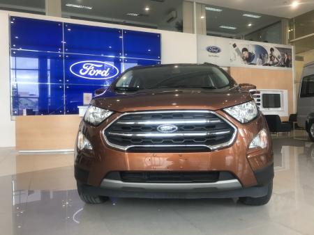 Ford EcoSport 1.5AT Titanium 2018
