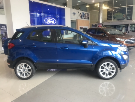 Ford Ecosprt 1.5 AT Trend 2018