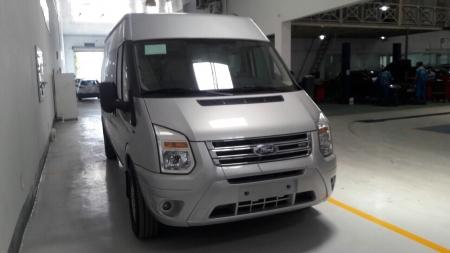 Ford Transit SVP 2018