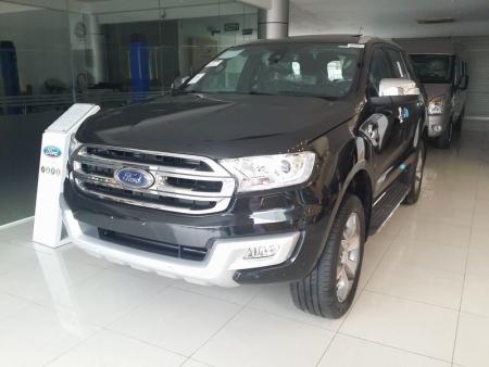 Ford Everest 2.0L 4×2 Titanium