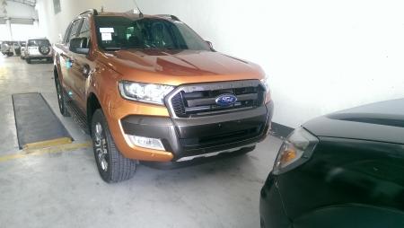 Ranger Wildtrak 2.0L 4×4 AT
