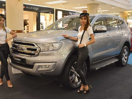 Ford Everest 4×2 Trend 2.0L
