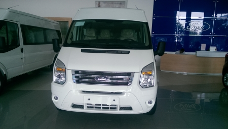 Ford Transit Cao Cấp 2019