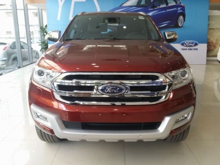 Ford Everest 2.0L AT AWD (4x4)