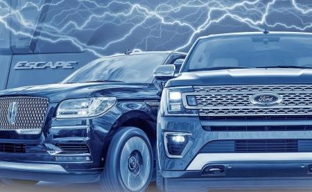 Ford tăng cường sản xuất xe hybrid SUV trong tương lai