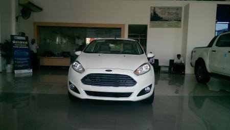 Ford Fiesta 1.5L 4Dr Titanium AT